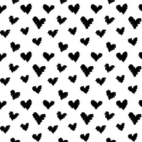 Hearts (organic) últimos 35cm