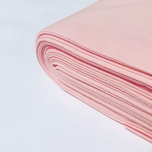 Puño tubular light pink