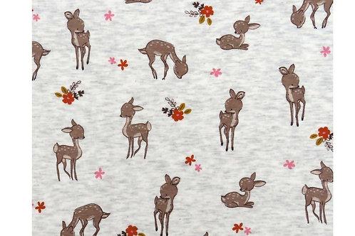 Sudadera afelpada Deer