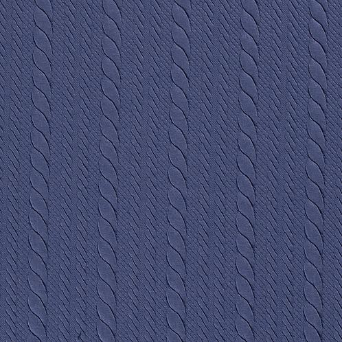 Sudadera Nudos blue