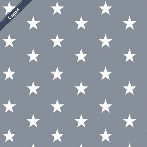 Algodón impermeable Stars (unidad mínima 50cm)