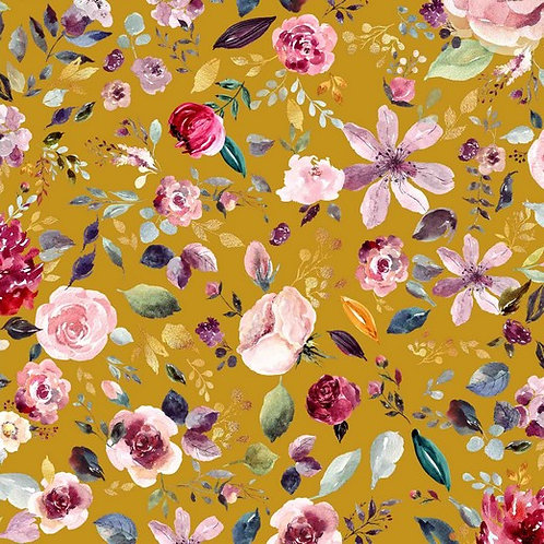 Mustard  Flowers (organic)