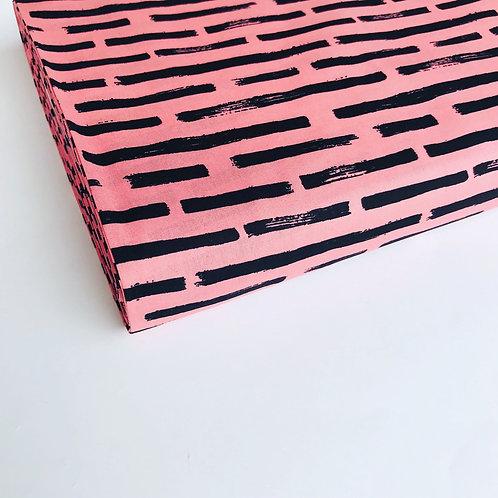 Popelín Stripes
