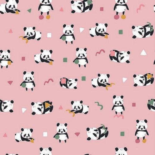Pink Panda  (organic)