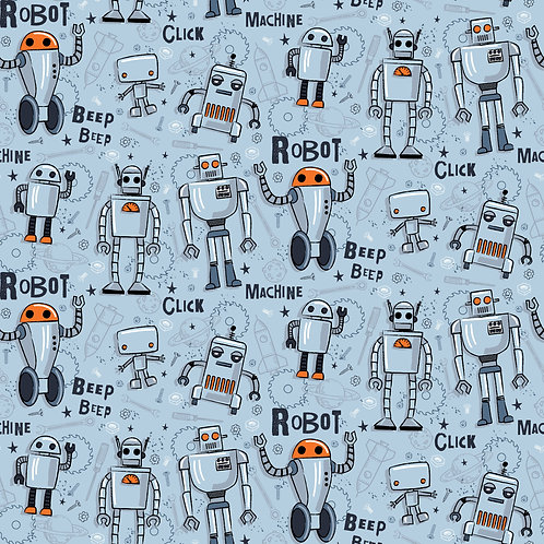 French terry Robots