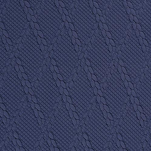 Sudadera Rombos blue