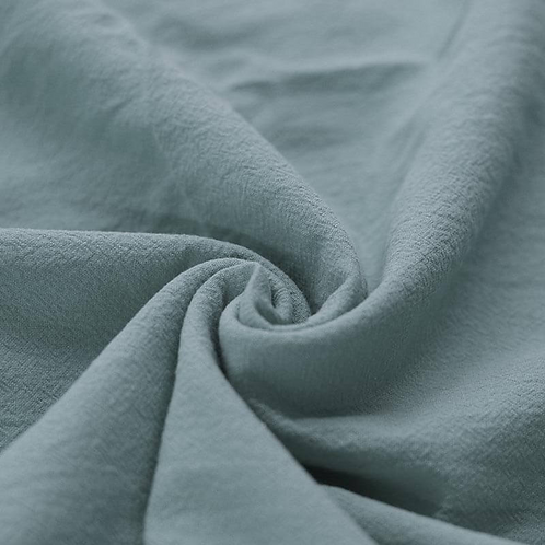 Cotton Rustic Dusty Green