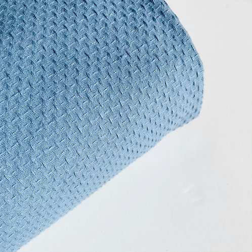 Cotton Texture azul