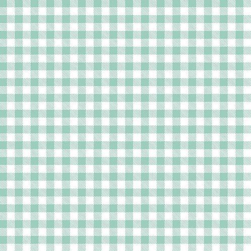 Loneta Vichy (doble ancho)