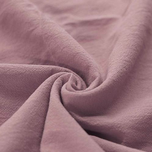 Cotton Rustic Dark Pink