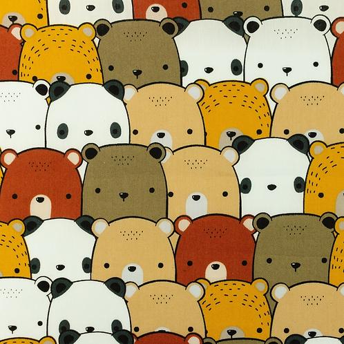 Popelín Bears