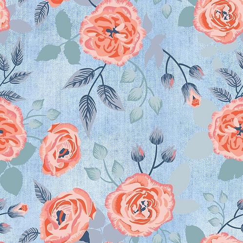 Flowers (jeans)