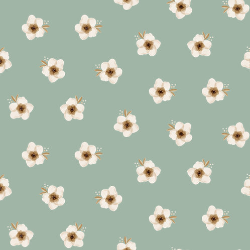 Flower in mint (organic)
