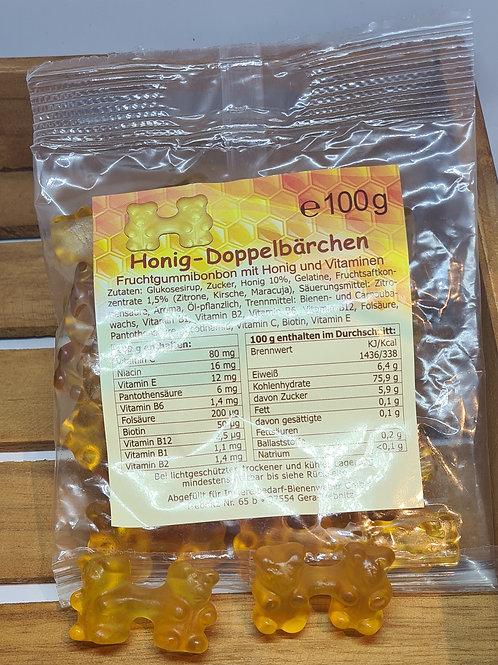 Honig Doppelbärchen 100g