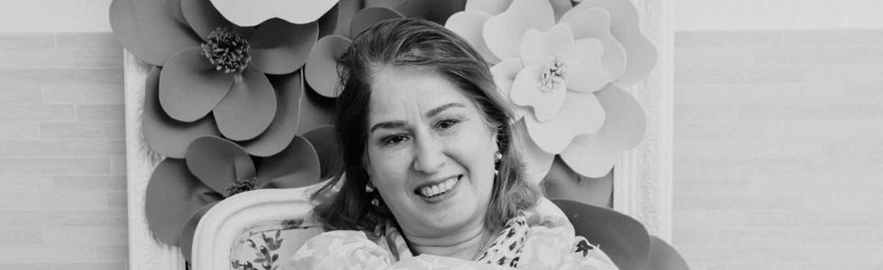 Ana Maria- Mãe do Bruno- Autista