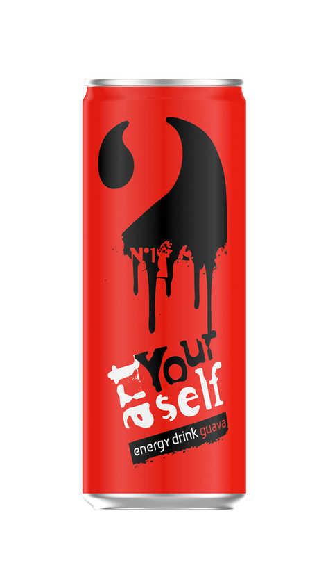 Энергетический напиток Art Yourself