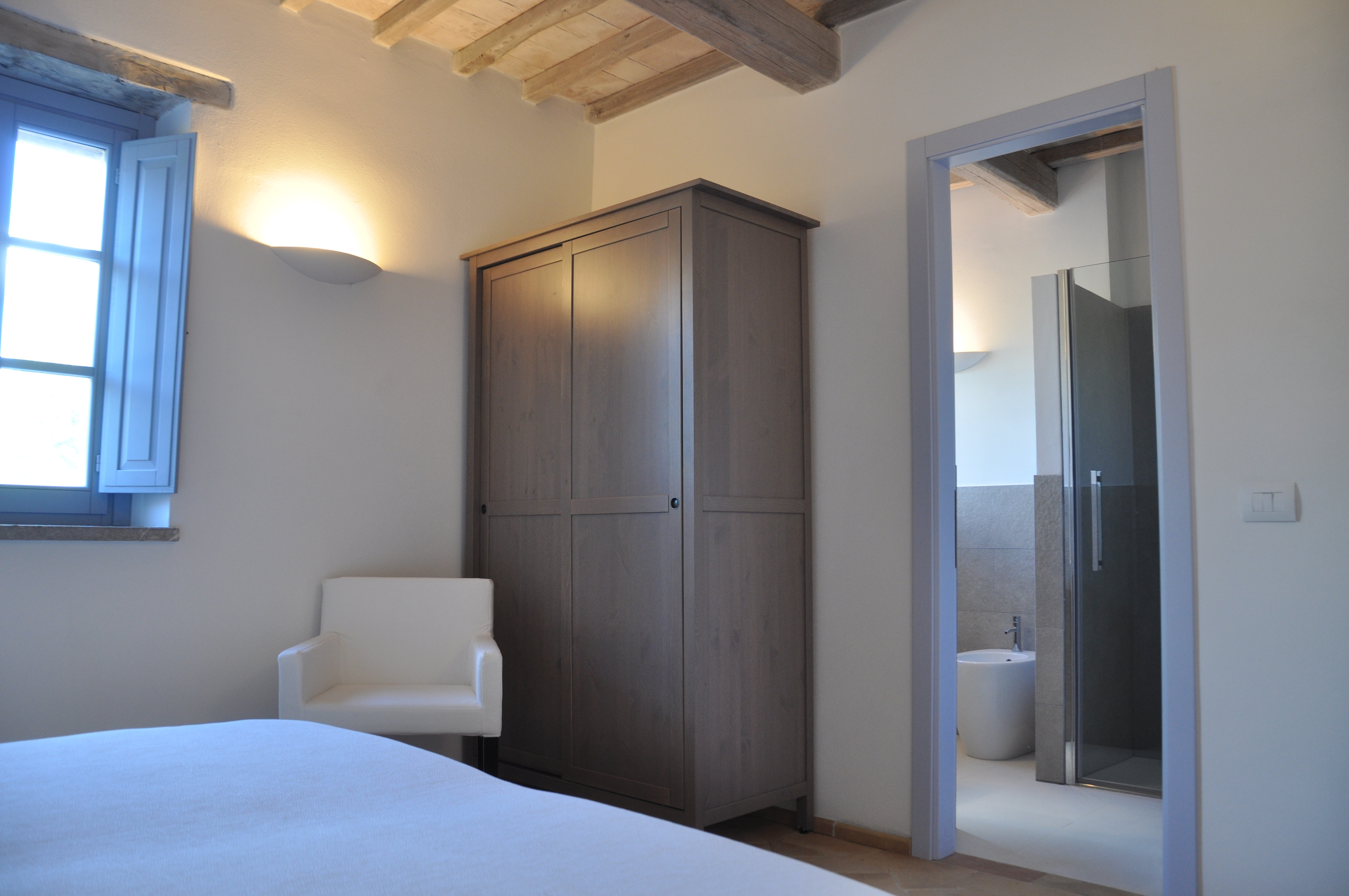 All rooms are en suite rooms