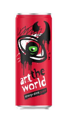 Энергетический напиток Art The World