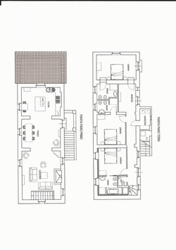 Floor plan Casale Lupo