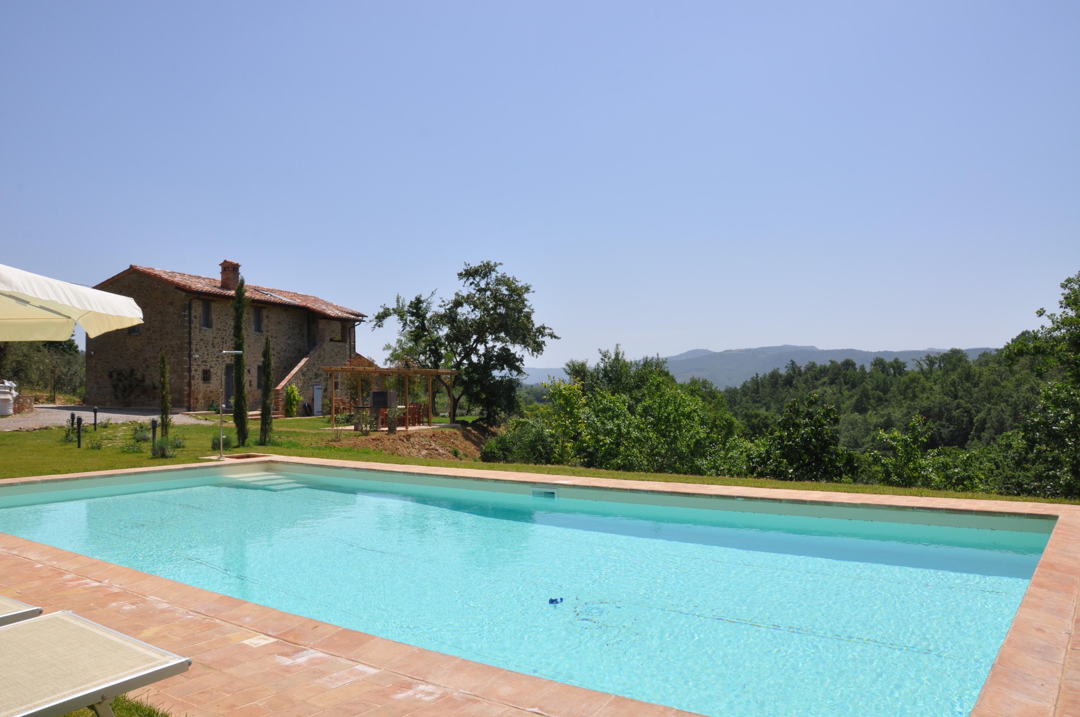 The gorgeous Villa