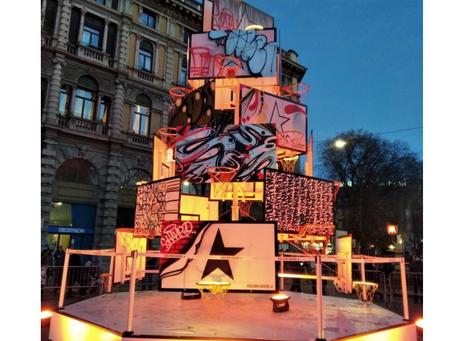 Hip Hop e Graffiti: dai Getto Nord Americani alle Installazioni Natalizie di Milano