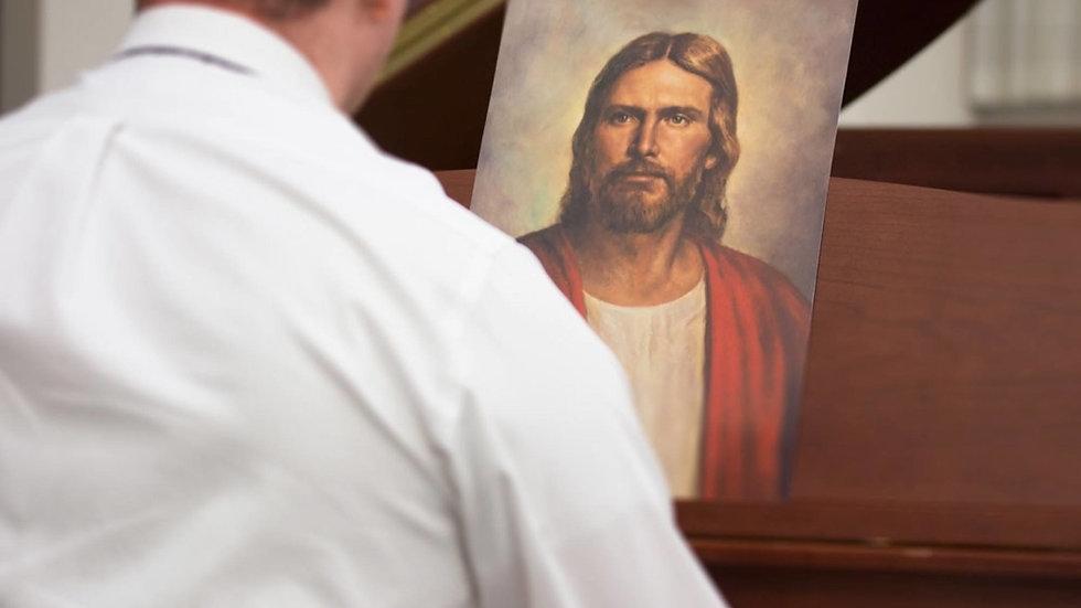 Saviour Redeemer of My Soul Arranged by Michael Volz