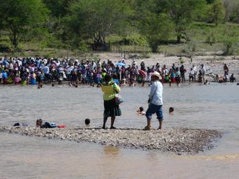 Dighe, piogge e antenati: un popolo indigeno messicano contro un progetto idroelettrico