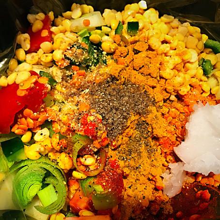 Coconut Curry Chilli