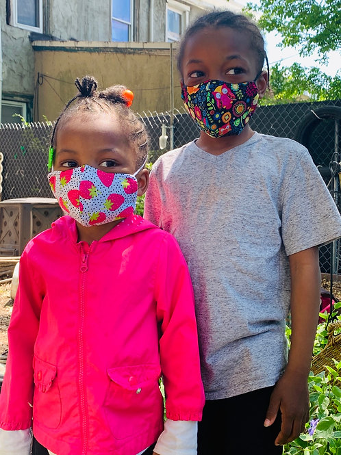 Face Mask Child Triple Value Pack