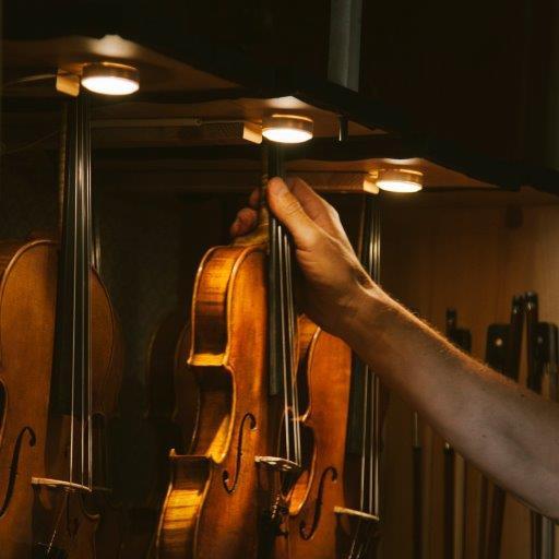 Como barnizar un Violin