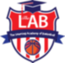 Learning Academy of Basketball Logo