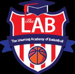 Learning Academy of Basketball Logo