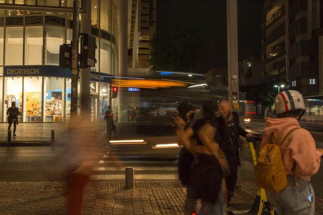 עיר בלילה, נובמבר 2020