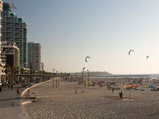 יומן הצילום של הומרקט תל אביב באוויר