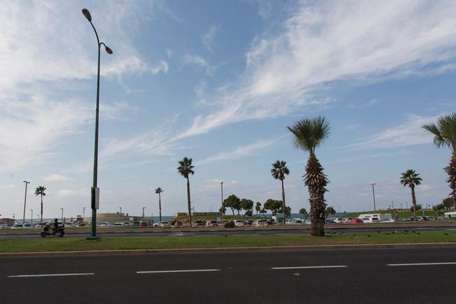 חוף עלמה, יפו 2020