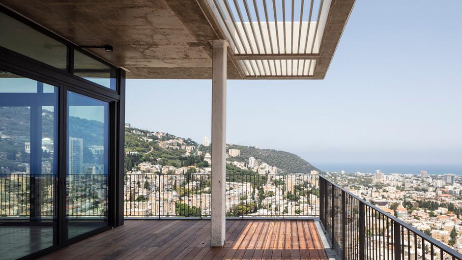 ״אחד העם חיפה״ דירות אחרונות במגדל הכי תל אביבי שנבנה בהדר כרמל.