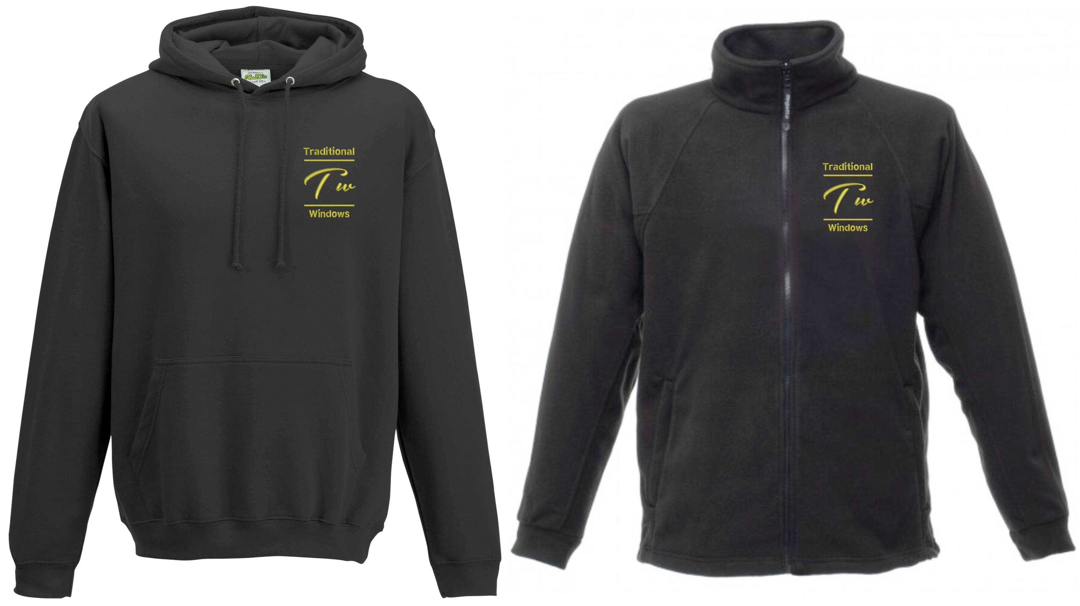 Branded Hoody & Fleece