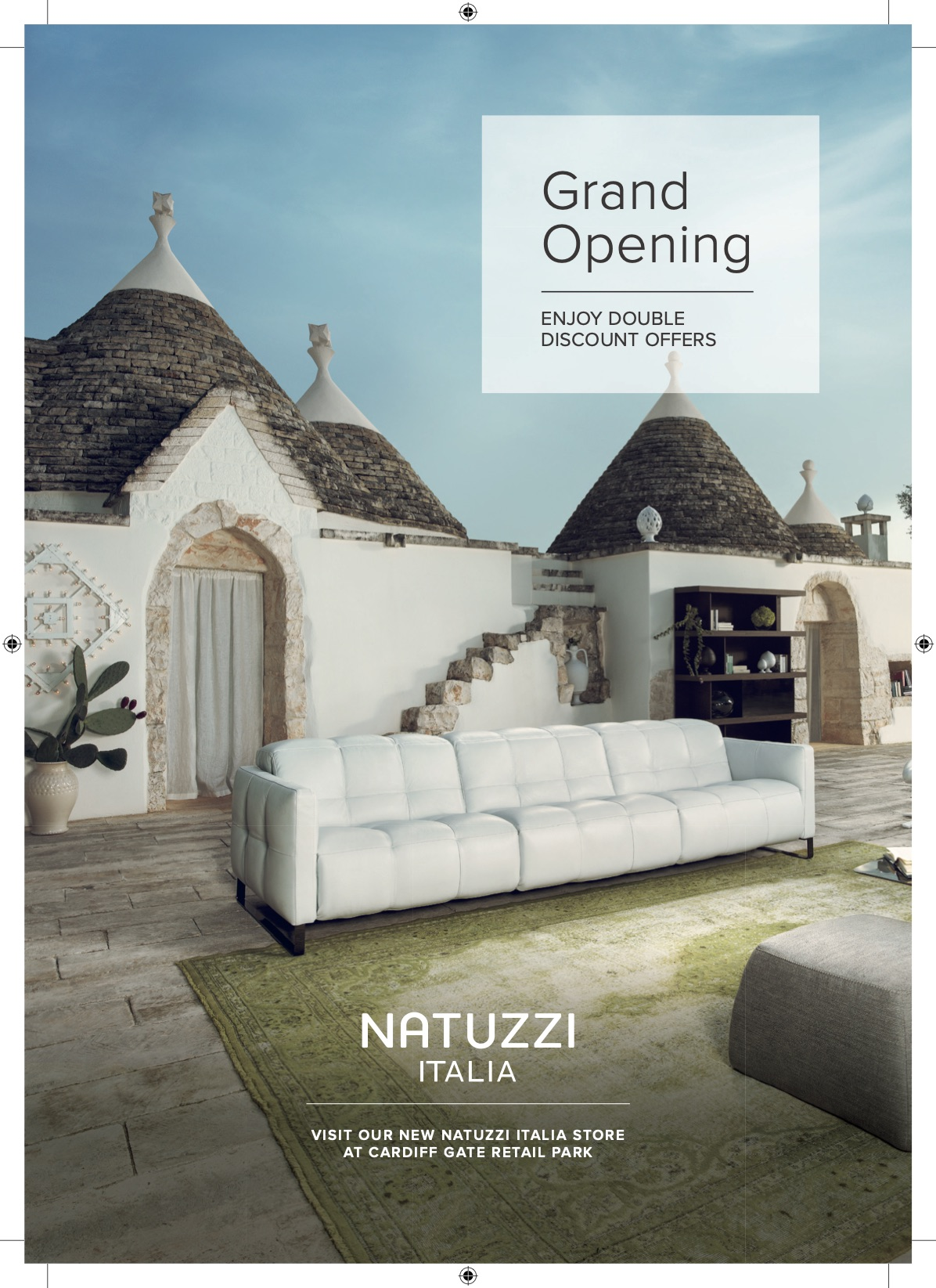 NI - Grand opening double discount - boo