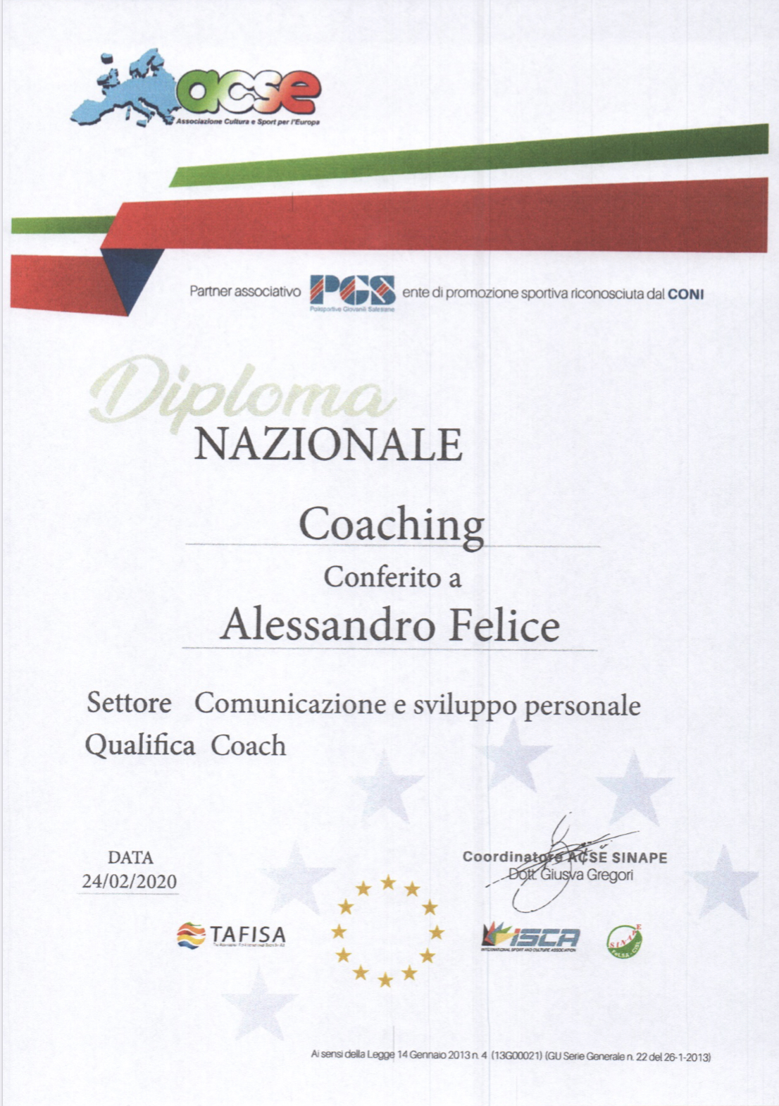 Diploma nazionale