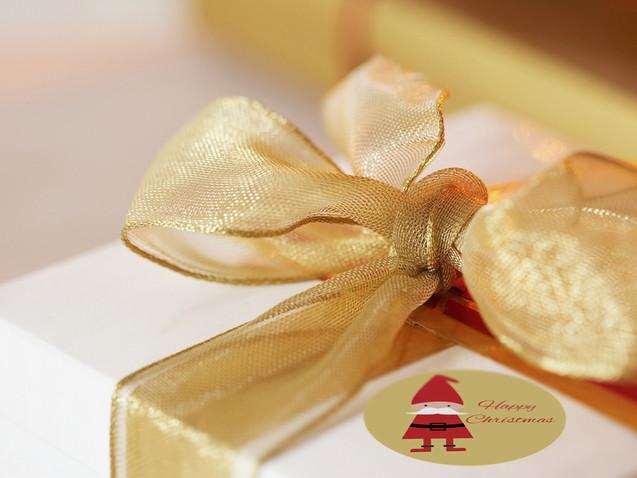 Custom Christmas-sticker