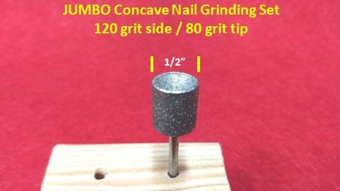 Jumbo Concave Nail Grinder