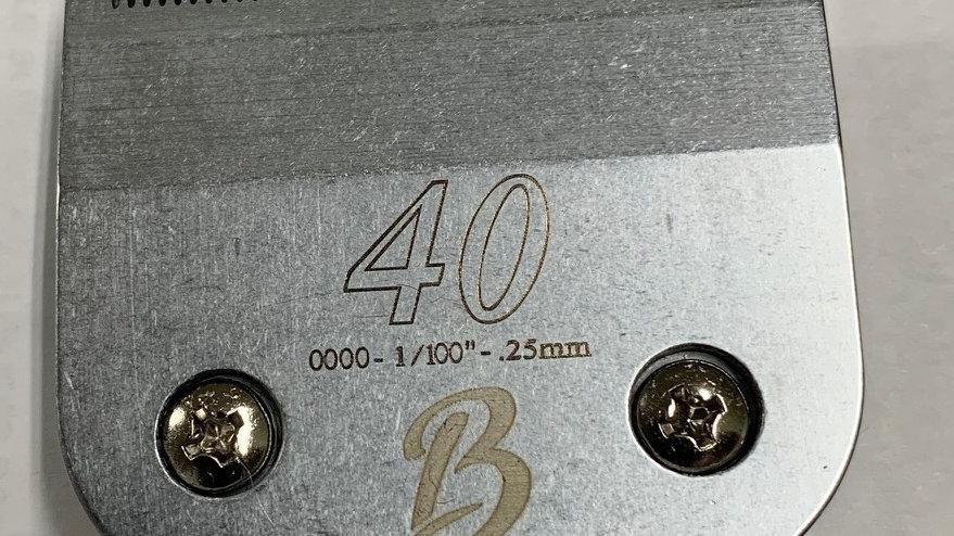 Buchelli #40A Series Blade