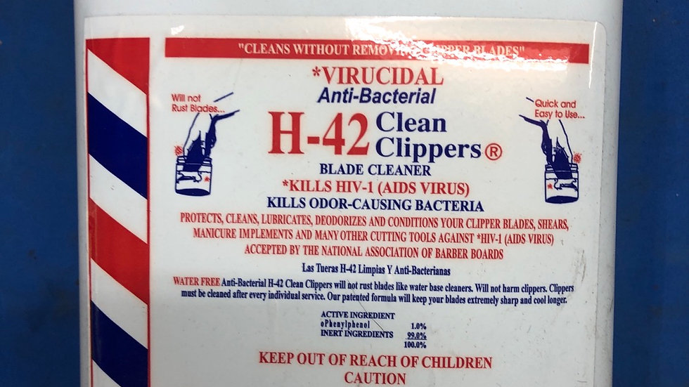 64oz H42 Virucidal