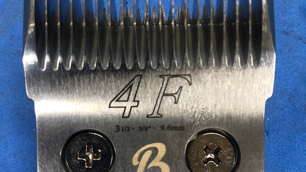 Bucchelli #4F D Series blade