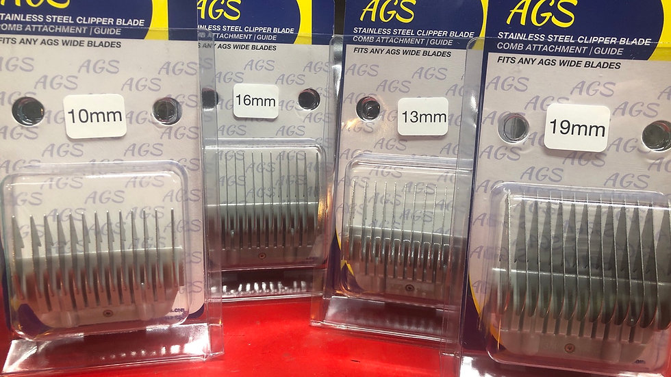 AGS Wide Comb Set