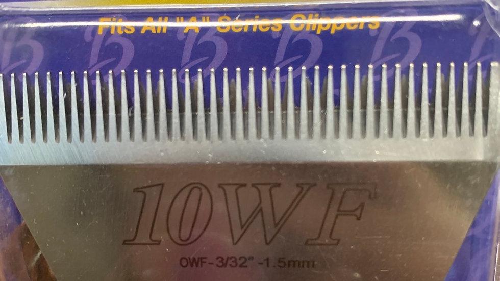 Bucchelli #10WF Wide A Series limit 1