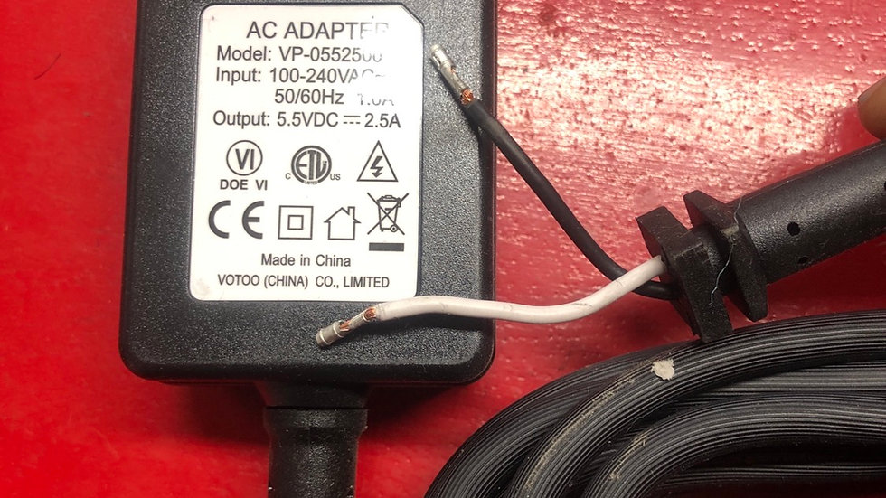 Andis 5 spd cord