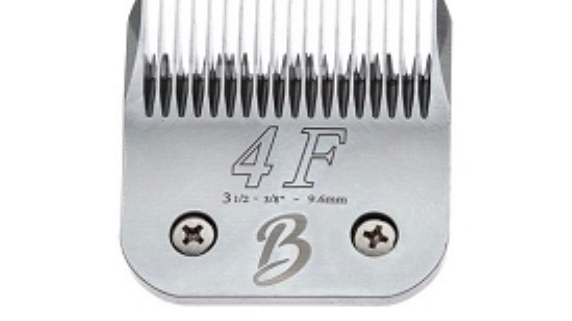Bucchelli D Series blade #4F