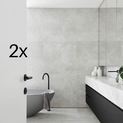Selection for 2x Bathrooms