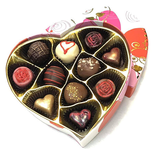 Hand Dipped Truffles - Valentines Edition